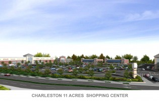 11 Acres Charleston Mixed-use development - website